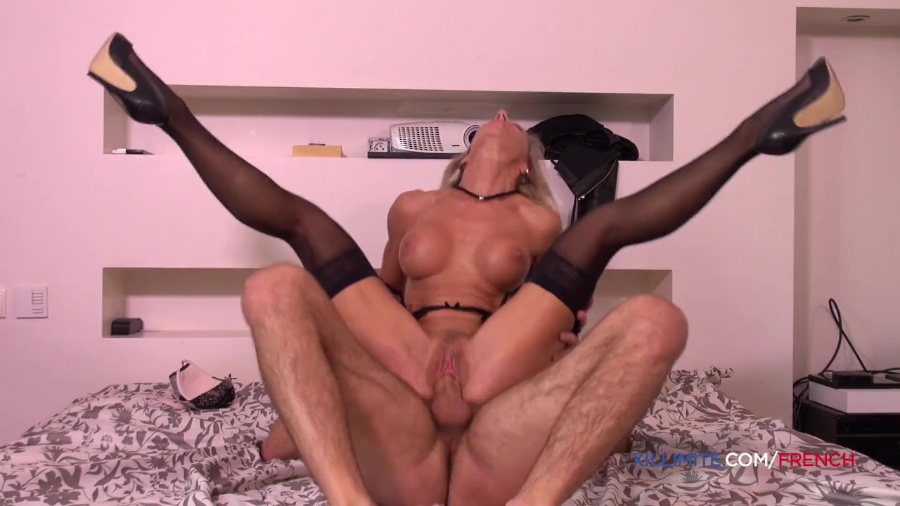 Nylon Anal Porn Mature Tube mature woman in stockings served her beloved with her